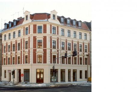 Sanierung und Modernisierung Carl-von-Ossietzky-Straße Görlitz