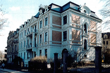 Sanierung und Modernisierung Mühlweg 11 Görlitz