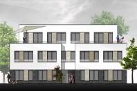 Mehrfamilienhaus Metzer Straße