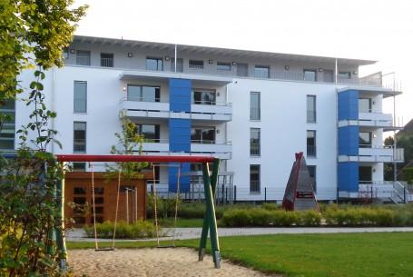GGW Wohnen in der Schulstraße