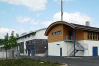 Feuerwehrgerätehaus mit Rettungswache Haspe-Tücking-Wehringhausen
