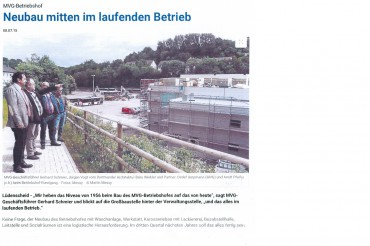 MVG Betriebshof Lüdenscheid