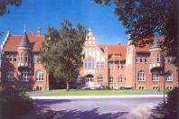 Wohlfahrtsgebäude am Nollendorfplatz Dortmund-Eving