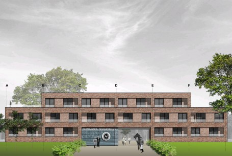 Wohn- und Geschäftshaus Rennweg