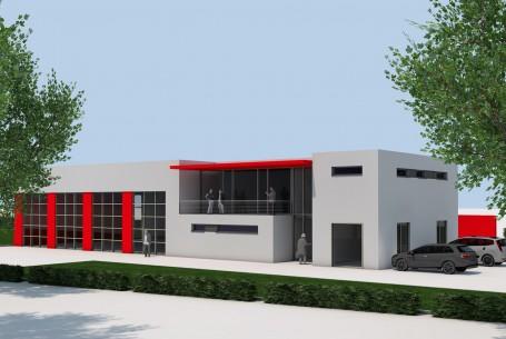 Feuerwehrgerätehaus Lünen-Brambauer