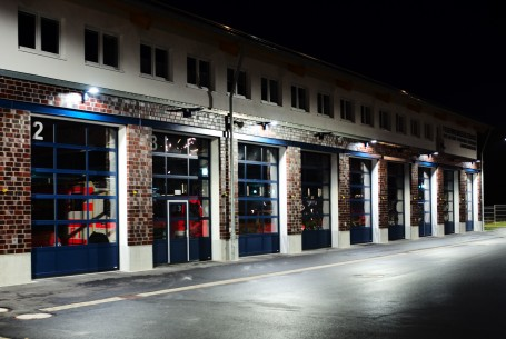 Feuerwehrgerätehaus Haßleyerstraße