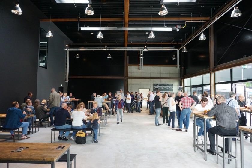 """Bergmann Brauerei – """"Generalprobe"""" Ausschank 27.07.2017"""