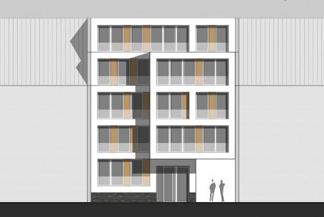 Mehrfamilienhaus (Baulücke) Duisburg Blumenstraße