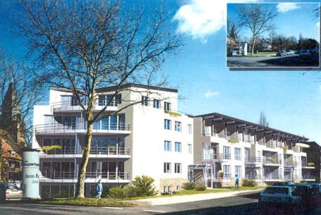 Wohnen am Romanusplatz Bochum/Ehrenfeld – Realisierungswettbewerb 1. Preis und Beauftragung