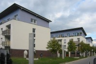 Wohnen am Rathausplatz Hennef/Sieg – Realisierungswettbewerb 1. Preis und Planungsauftrag