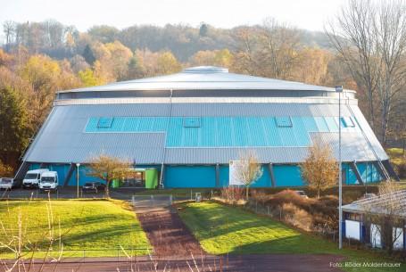 Rundsporthalle Hachenburg