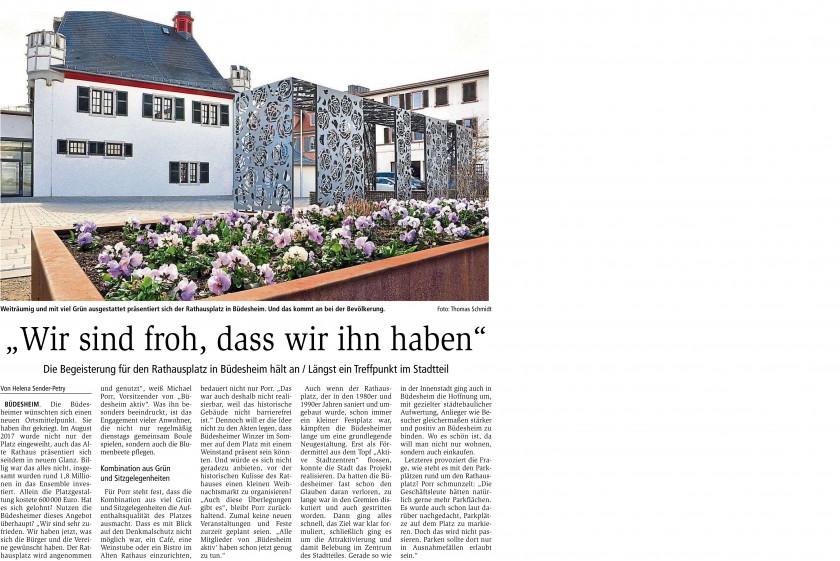 Altes Rathaus Bingen-Büdesheim