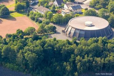 Sanierung Rundsporthalle Siegen