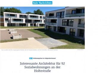 Mehrfamilienhaus Holtestraße Dortmund