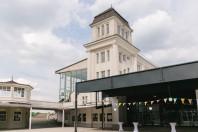 Dortmunder Rennverein Neugestaltung Wetthalle