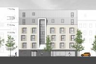 Mehrfamilienhaus (Baulücke) Essen Eltingstraße
